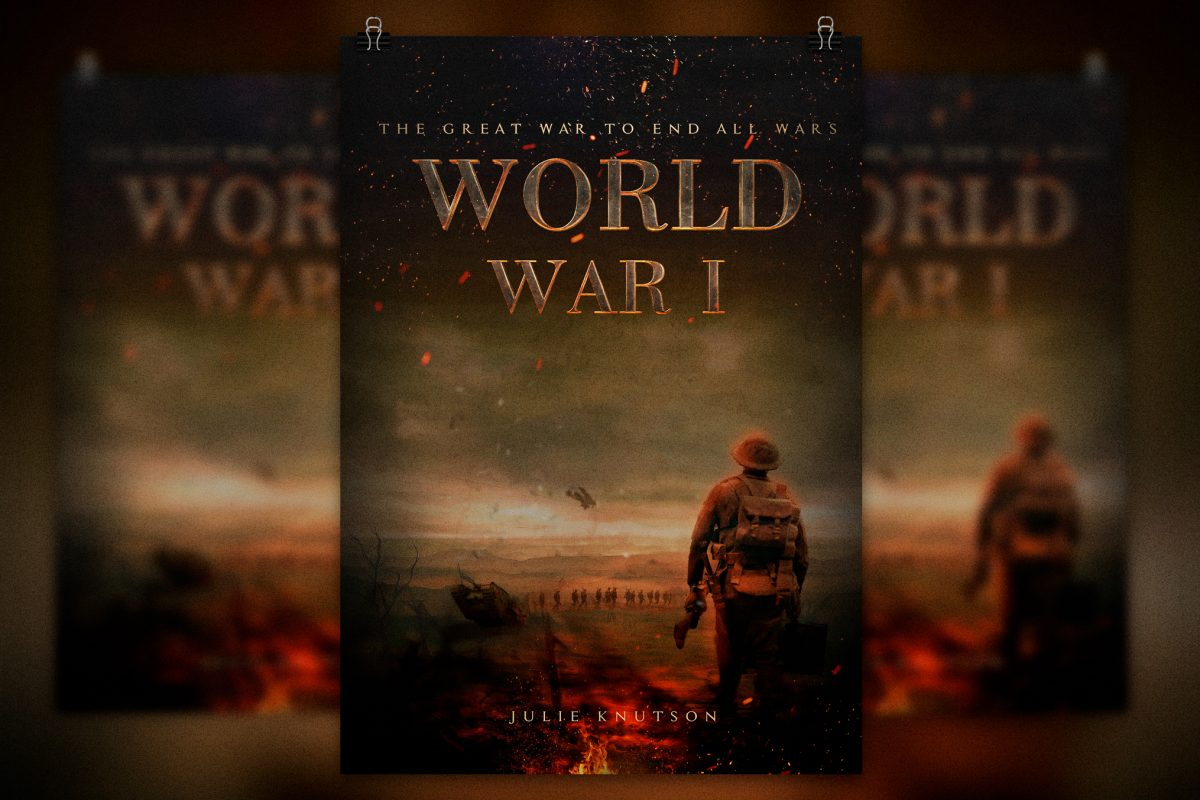 World War I book cover