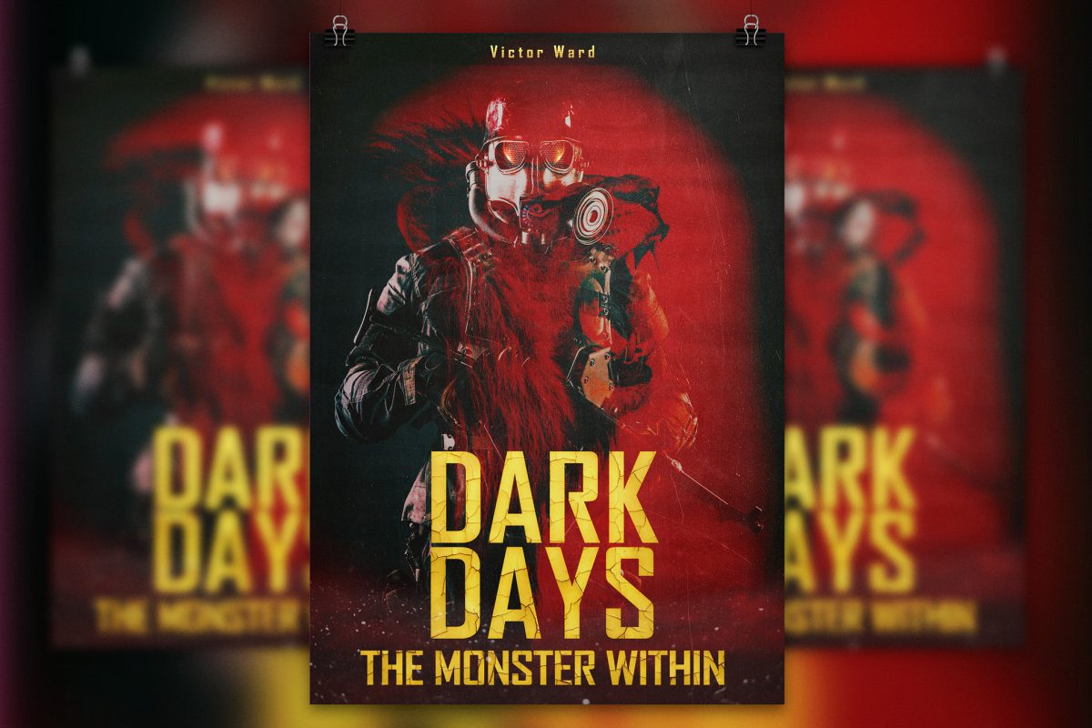 Book Cover for Dark Days: The Monster Within