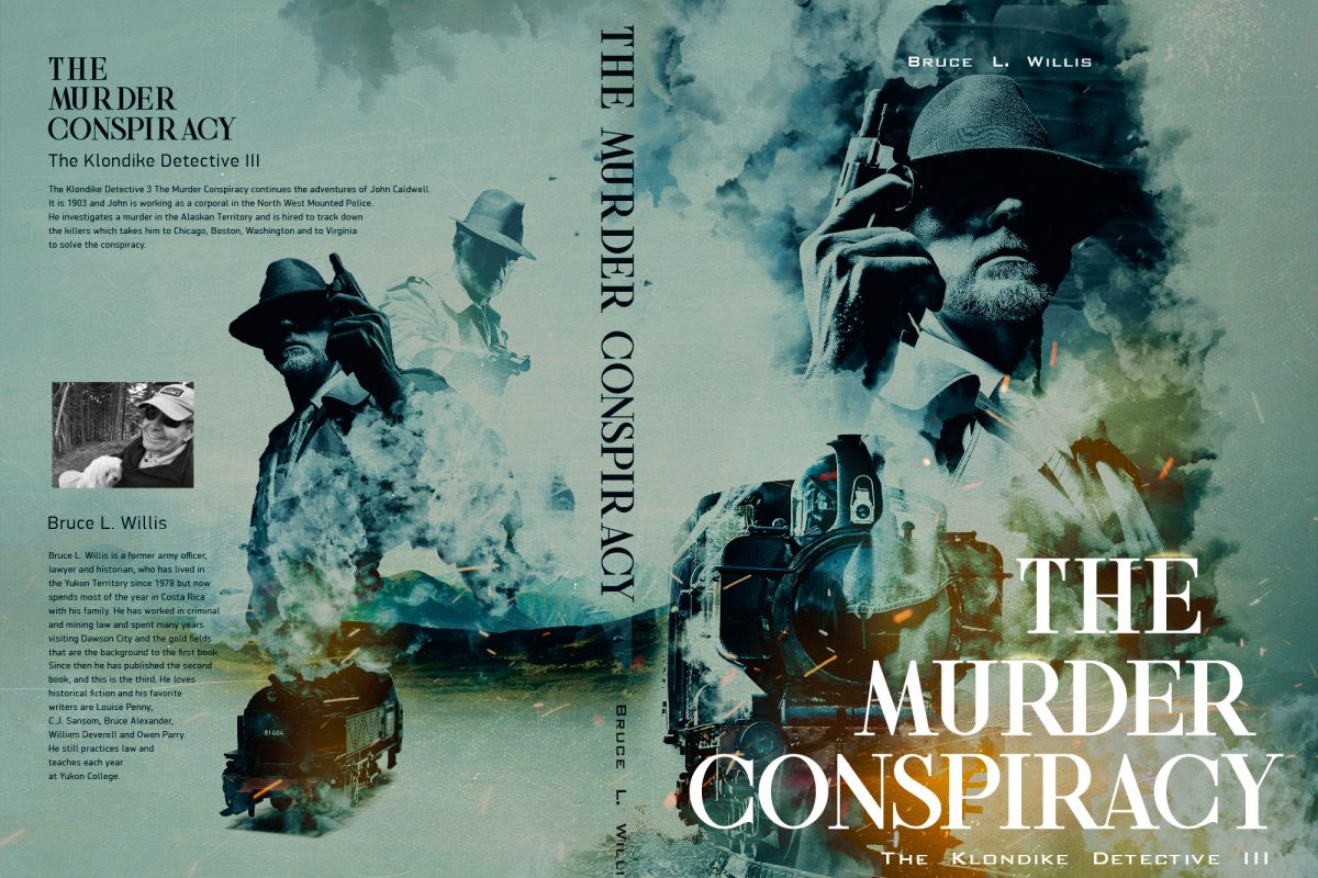 The Klondike Detective 3 The Murder Conspiracy book cover