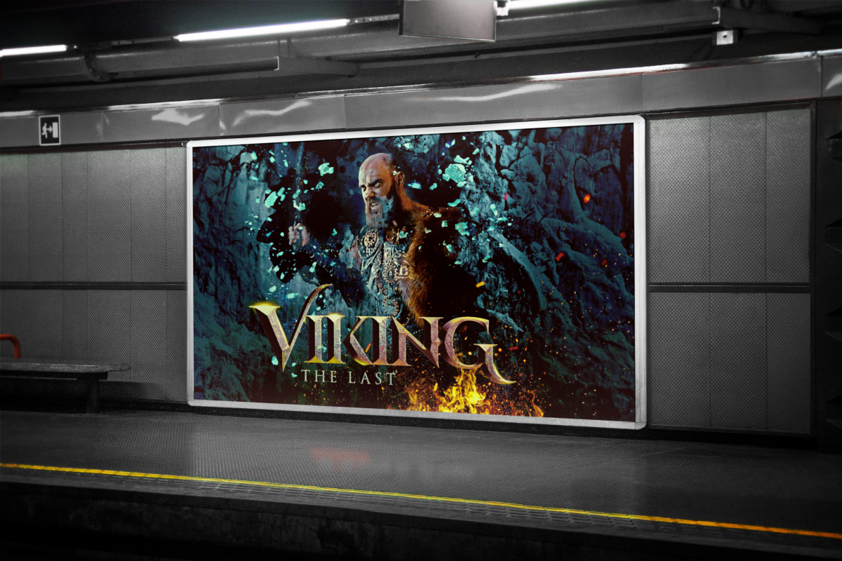 The last Viking movie cover