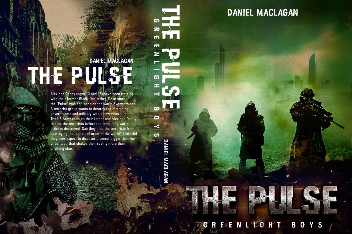 The Pulse book cover
