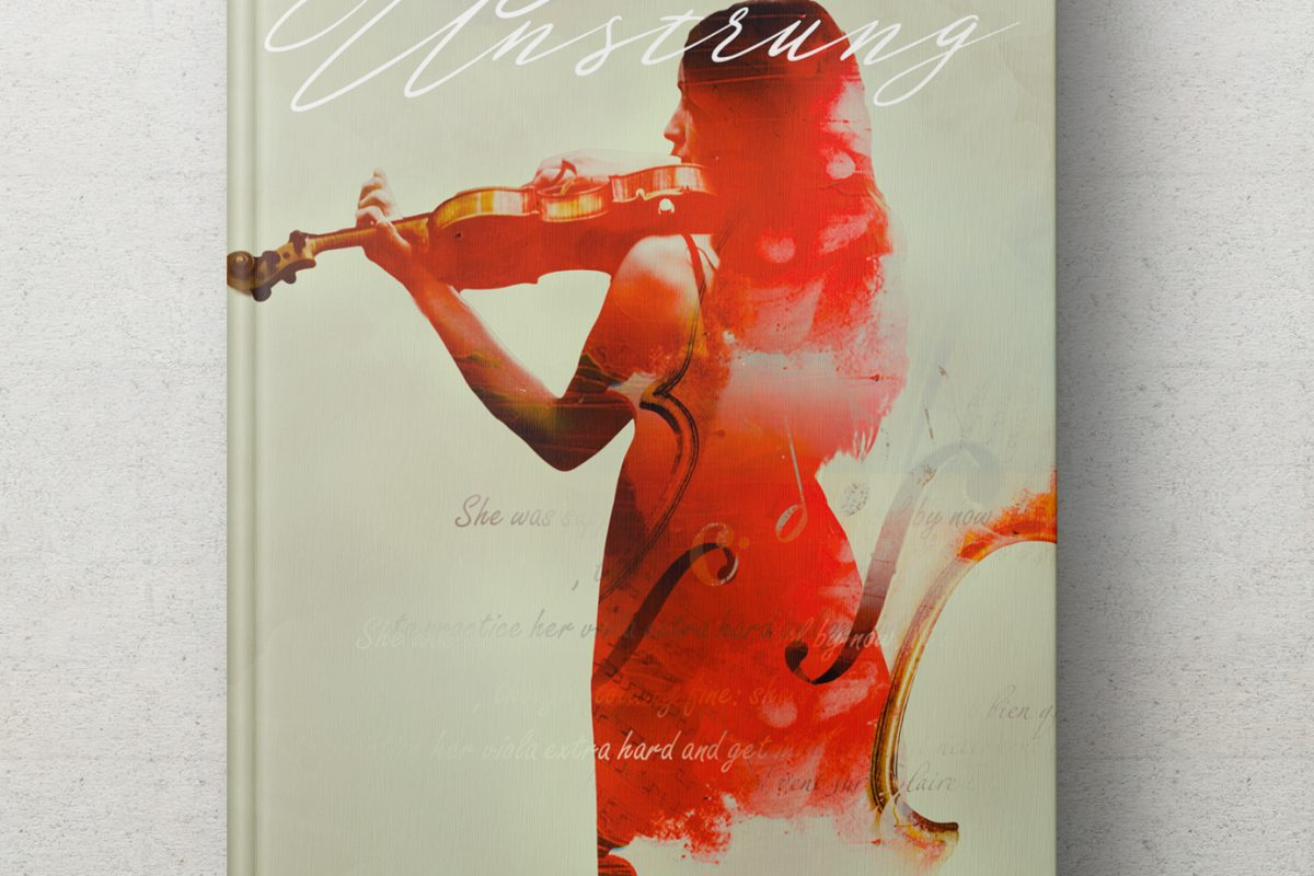 Girl, Unstrung book cover