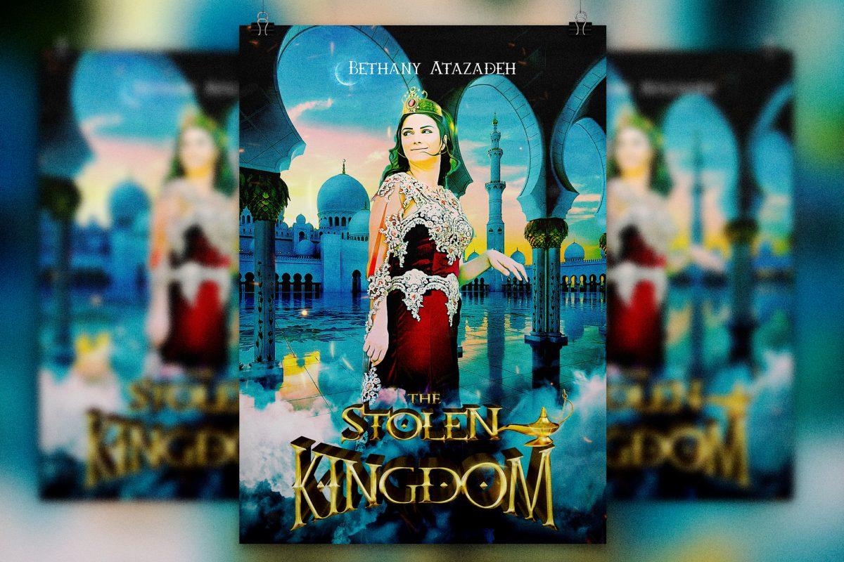 The stolen kingdom book cover