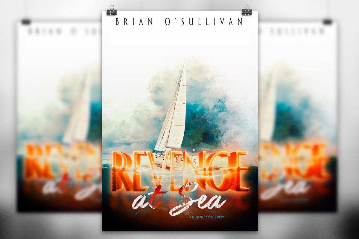Revenge at sea book cover