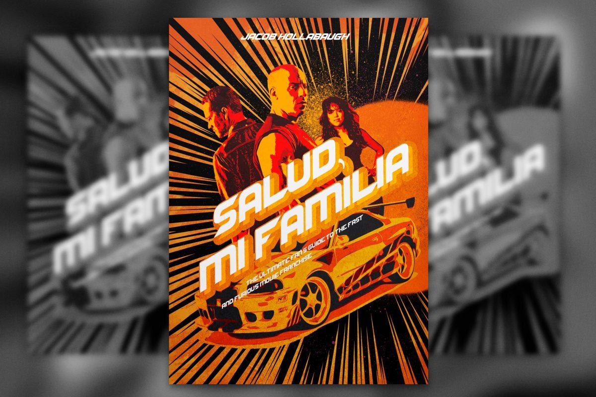 Salud, Mi Familia book cover