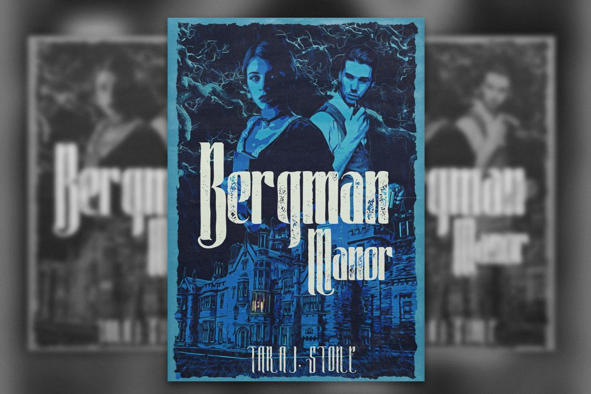 Bergman Manor book cover