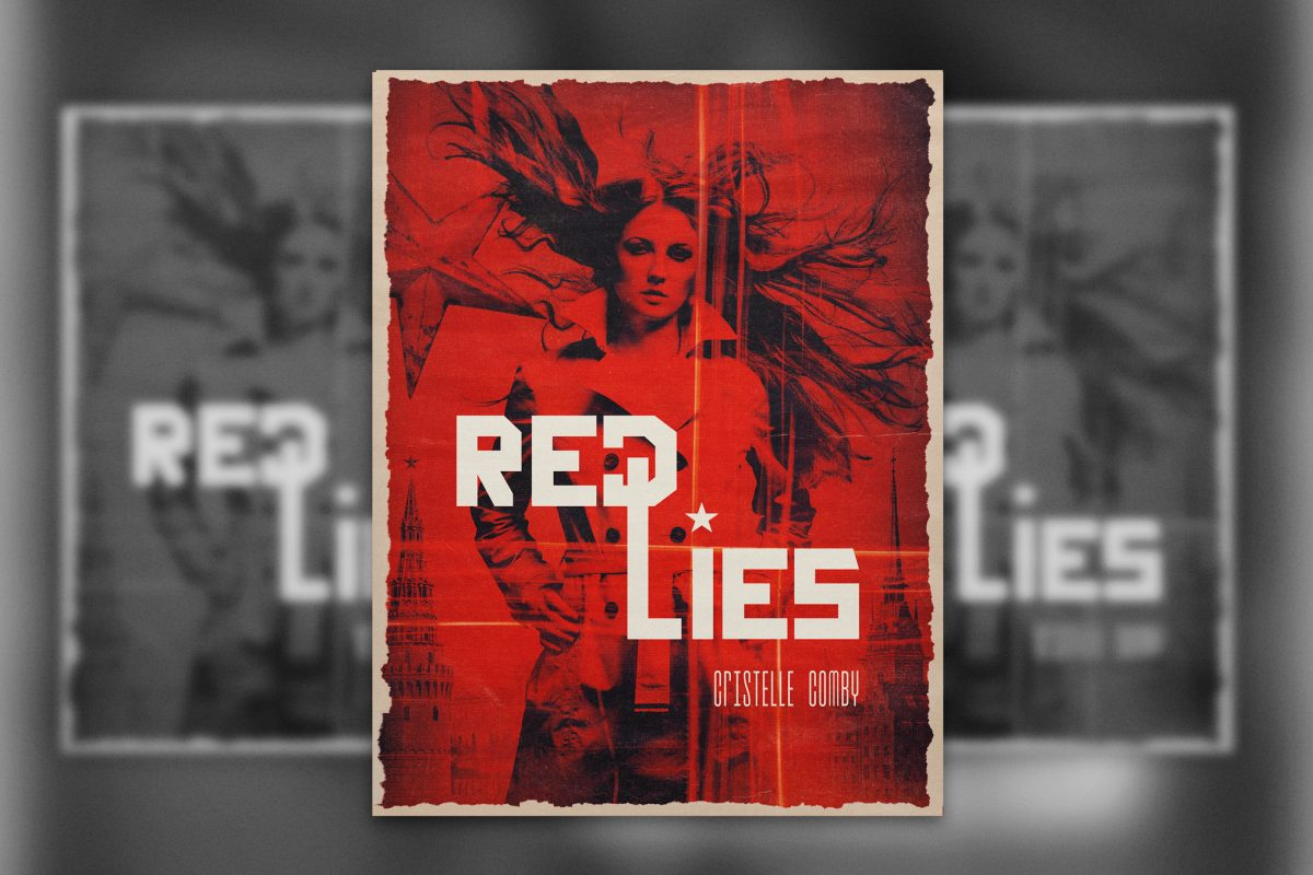 Red lies book cover