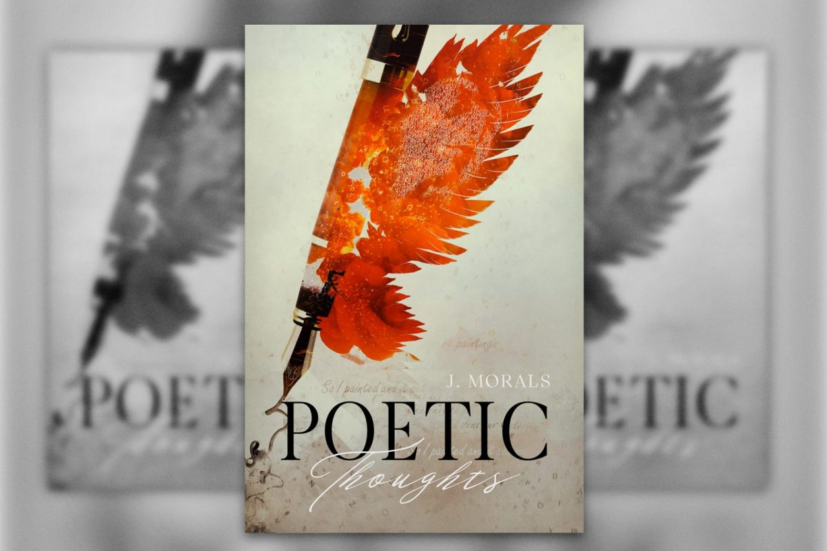 POETIC THOUGHTS book cover