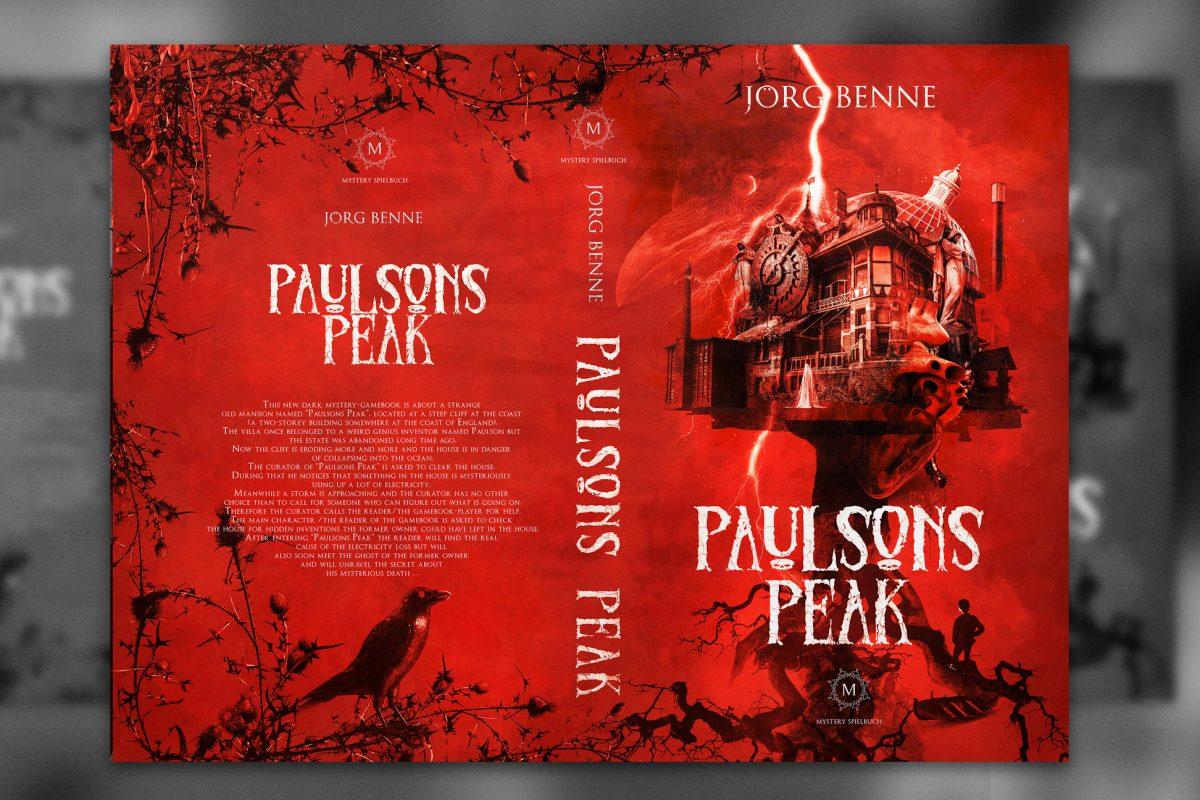 Paulsons Peak   Jörg Benne